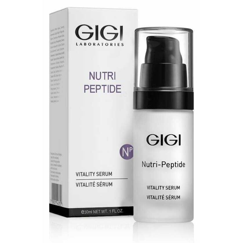 Сыворотка GiGi Vitality Serum 30 мл сыворотка lumene harmonia nutri recharging revitalizing serum объем 30 мл