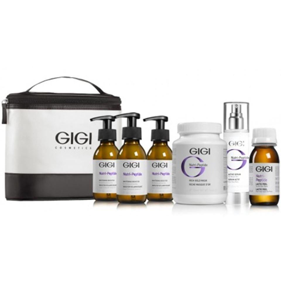 Набор: Набор GiGi Treatment Кit скраб для лица и тела gigi gigi mp002xw0zz64