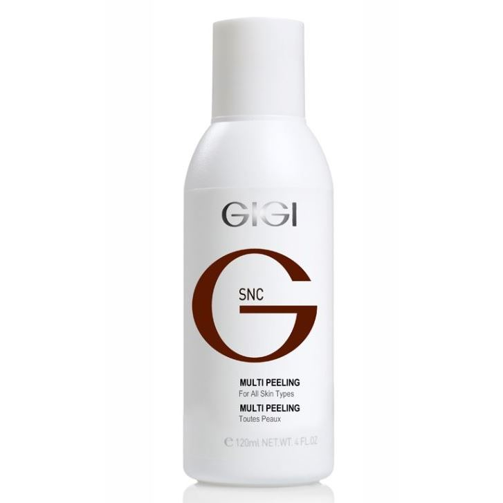 Пилинг GiGi Multi Peeling For All Skin Types 120 мл пилинг gigi enzimatic peeling step 2
