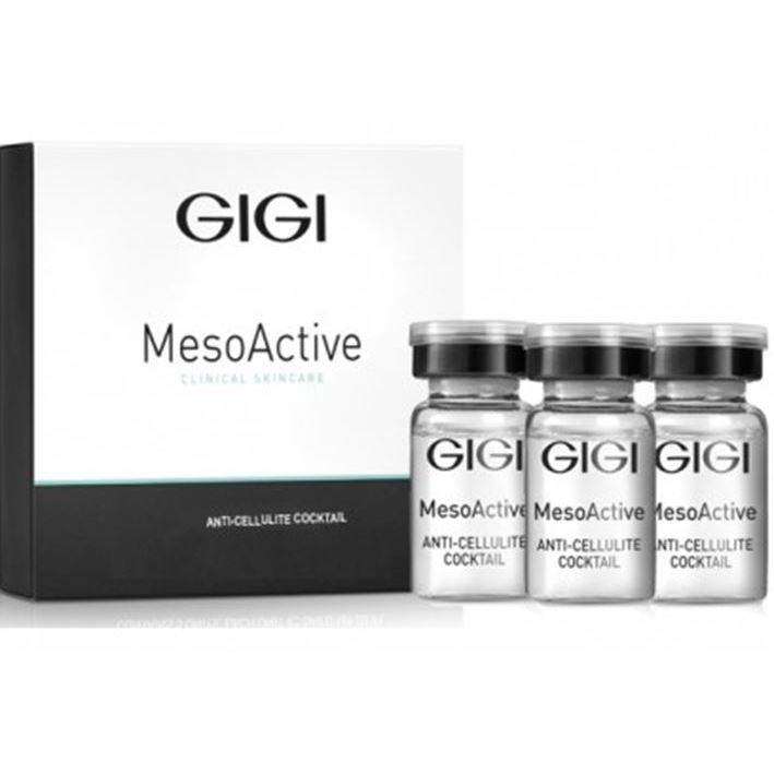 Концентрат GiGi Anti-Cellulite Cocktail 8 мл