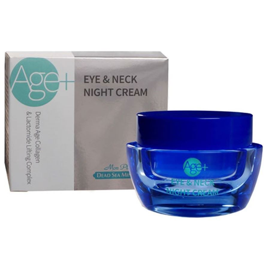 Крем Mon Platin Age+ Eye & Neck Night Cream  50 мл шампунь mon platin в спб