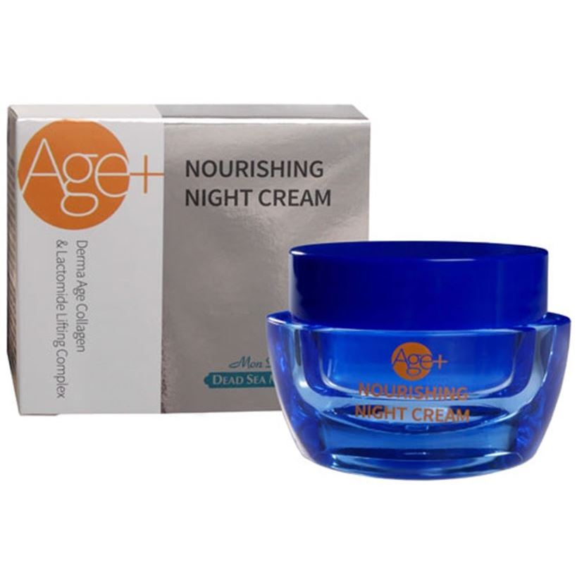 Крем Mon Platin Age+ Nourishing Night Cream  50 мл шампунь mon platin в спб