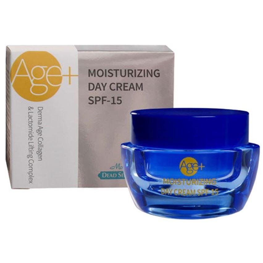 Крем Mon Platin Age+ Moisturizing Day Cream SPF-15 face care крем для лица интенсивный с авокадо и алоэ вера