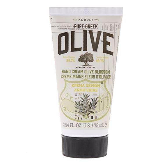 Крем Korres Pure Greek Olive Hand Cream  (Olive Blossom) the yeon soapy hand perfume pure крем для рук парфюмированный 30 мл
