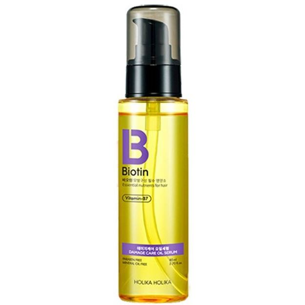 Масло Holika Holika Biotin Damagecare Oil Serum ополаскиватель для волос holika holika