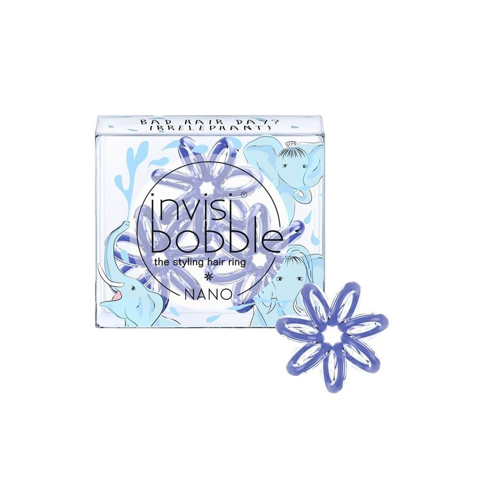 Invisibobble Nano Bad Hair Day? Irrelephant (набор: 3 шт.) bad heir day