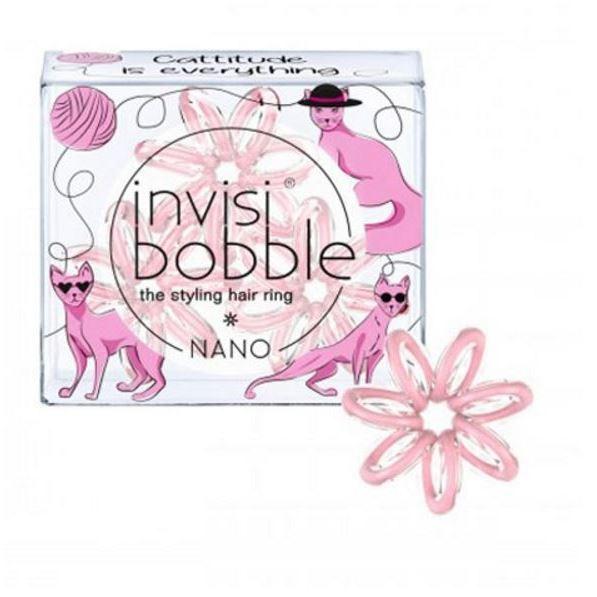 Сопутствующие товары Invisibobble Nano Cattitude Is Everything! (набор: 3 шт) набор invisibobble styling box