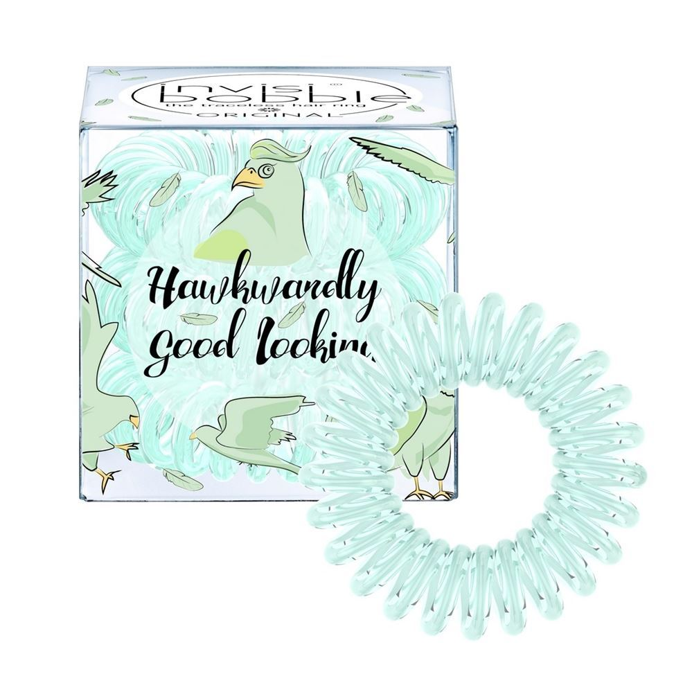 Сопутствующие товары Invisibobble Original Hawkwardly Good Looking (набор: 3 шт) набор invisibobble styling box