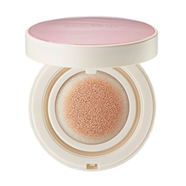 База под макияж The Saem Essence Cushion All Cover (23, сменный блок) воск the saem style fix volume wax
