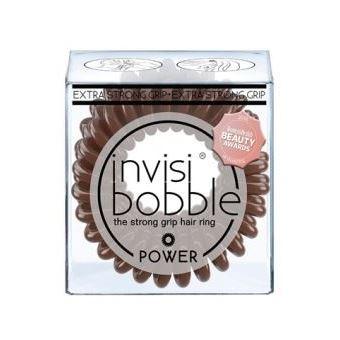 Сопутствующие товары Invisibobble Power Pretzel Brown (набор: 3 шт) резинка браслет для волос invisibobble power pretzel brown 3 шт