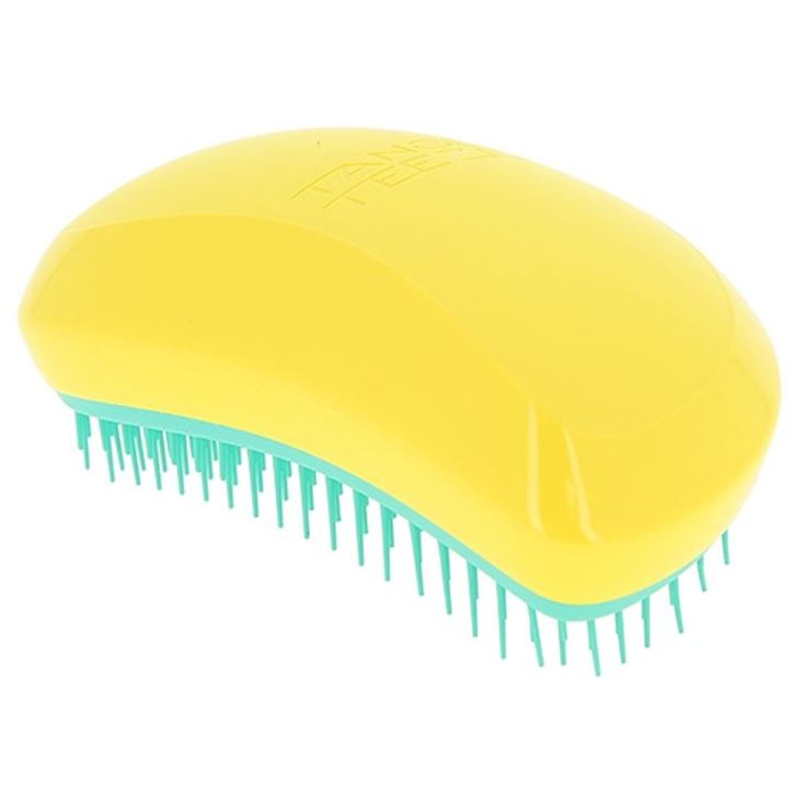 Расческа Tangle Teezer Salon Elite Yellow&Green  (1 шт) tangle teezer расческа для волос salon elite yellow