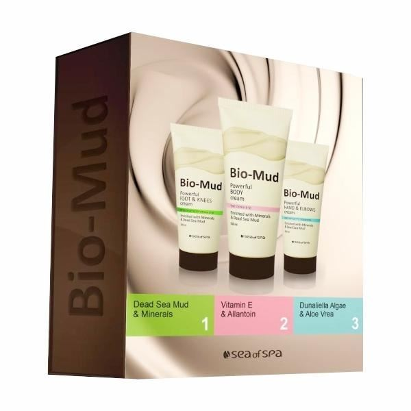 Набор: Крем Sea of SPA Bio Mud Kit sea of spa cleansing mud gel with bees honey