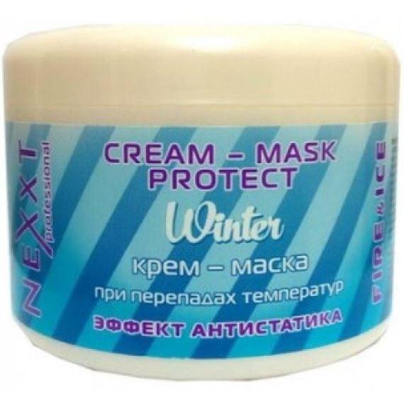 Маска Nexxt Professional Cream-Mask Protect Winter 500 мл sea of spa крем морковный универсальный 500 мл