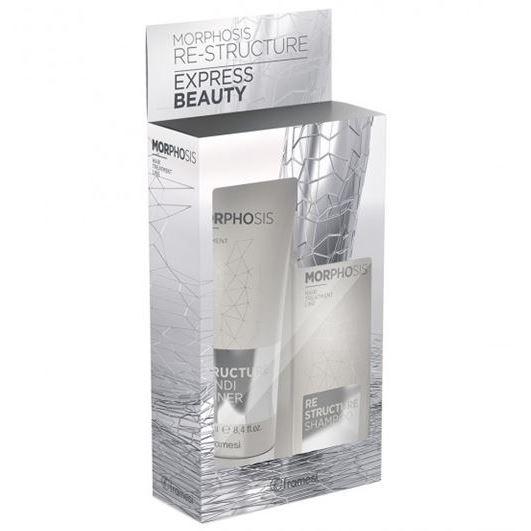 Набор: Набор Framesi Re-Structure. Express Beauty Home Treatment Kit