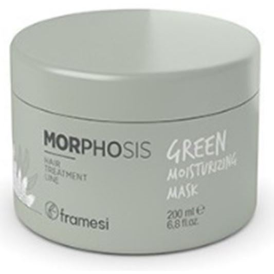 Маска Framesi Green. Moisturizing Mask масло framesi green oil infusion