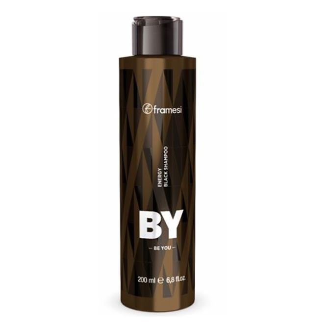 Шампунь Framesi BY Energy Black Shampoo 200 мл лак framesi by super hold hairspray