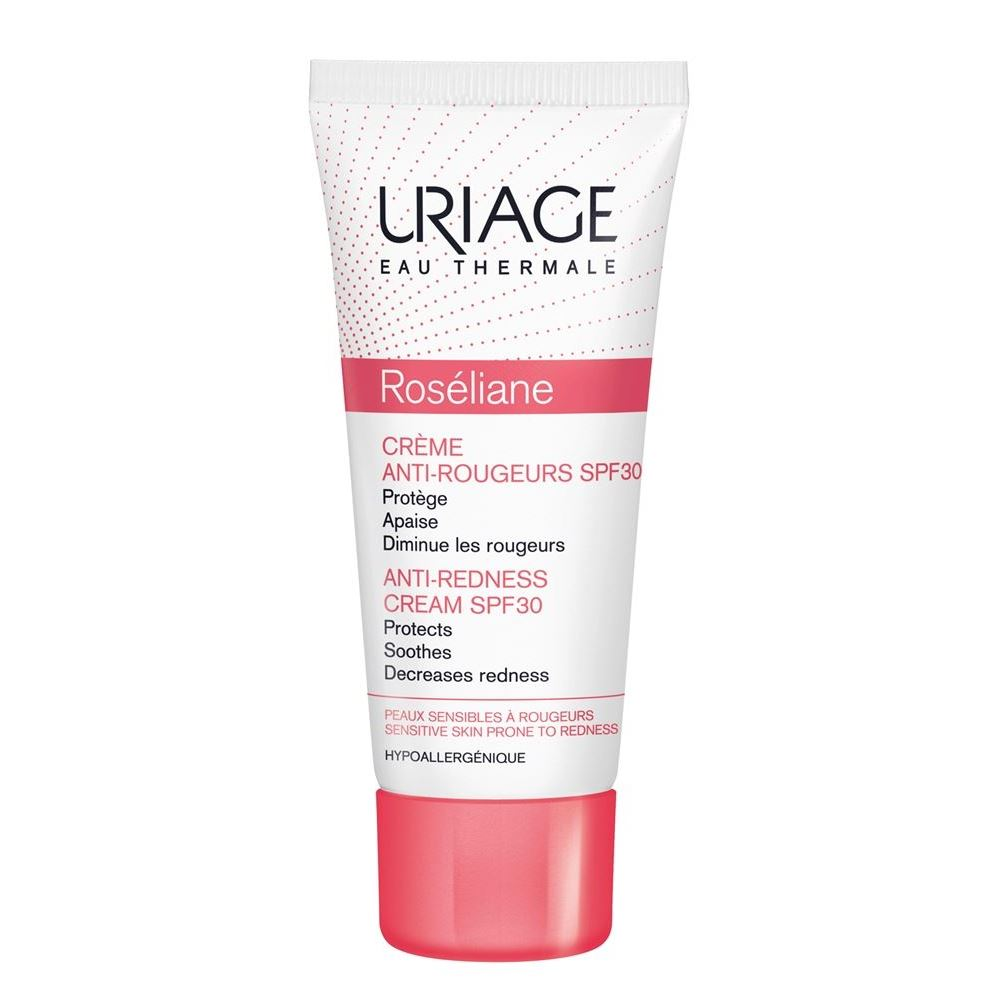 Крем Uriage Roseliane Anti-Redness Cream SPF 30 40 мл крем uriage isoliss cream