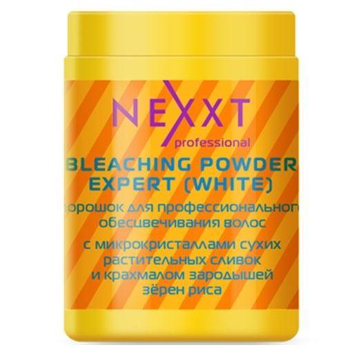 Краска для волос Nexxt Professional Bleaching Powder Expert (White) (Пакет, 500 г) пудра hair company blonde bleaching powder 1000 г