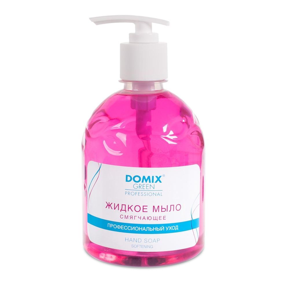Мыло жидкое Domix Green Professional Hand Soap Softening недорого