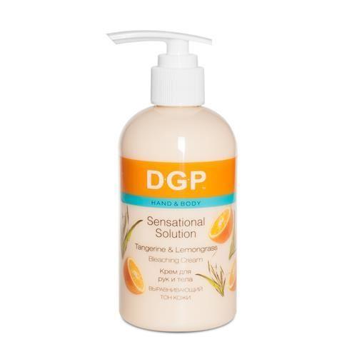 Крем Domix Green Professional Sensational Solution Tangerine & Lemongrass Beaching Cream 260 мл жидкость domix green professional totaldis lux 150 мл