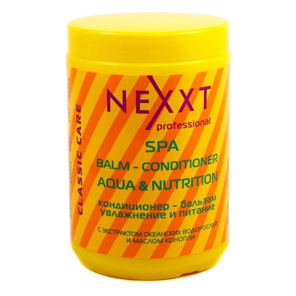 Бальзам Nexxt Professional Spa Balm-Conditioner Hydro And Nutrition 200 мл sea of spa крем морковный универсальный 500 мл