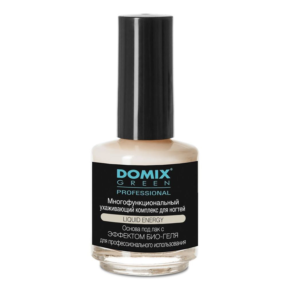 Концентрат Domix Green Professional Liquid Energy 17 мл масло domix green professional avocado nail oil 17 мл