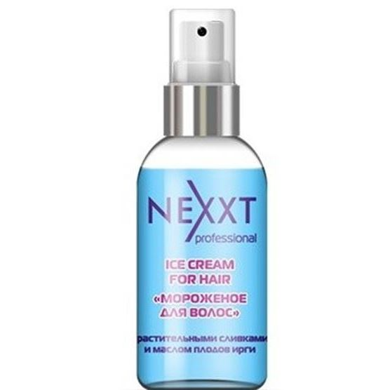 Флюид Nexxt Professional Ice Cream For Hair  50 мл флюид nexxt professional hair skin color remover 125 мл
