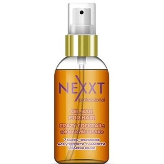Флюид Nexxt Professional Oil Bar For Hair Crazy Cocktail 50 мл флюид nexxt professional hair skin color remover 125 мл