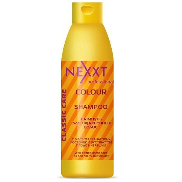 Шампунь Nexxt Professional Colour Shampoo 5000 мл nexxt professional шампунь пилинг cleansing relax 250 мл