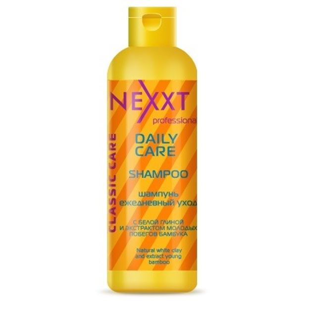 Шампунь Nexxt Professional Daily Care Shampoo 250 мл nexxt professional шампунь пилинг cleansing relax 250 мл