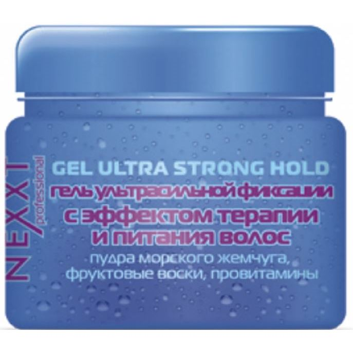 цены Гель Nexxt Professional Gel Ultra Strong Hold 110 мл