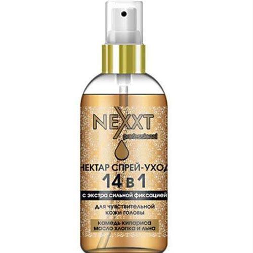 Спрей Nexxt Professional Нектар спрей-уход 14 в 1 120 мл спрей nexxt professional smooth