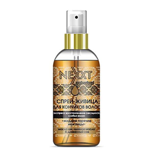 Спрей Nexxt Professional Спрей-живица для кончиков волос 120 мл спрей nexxt professional smooth