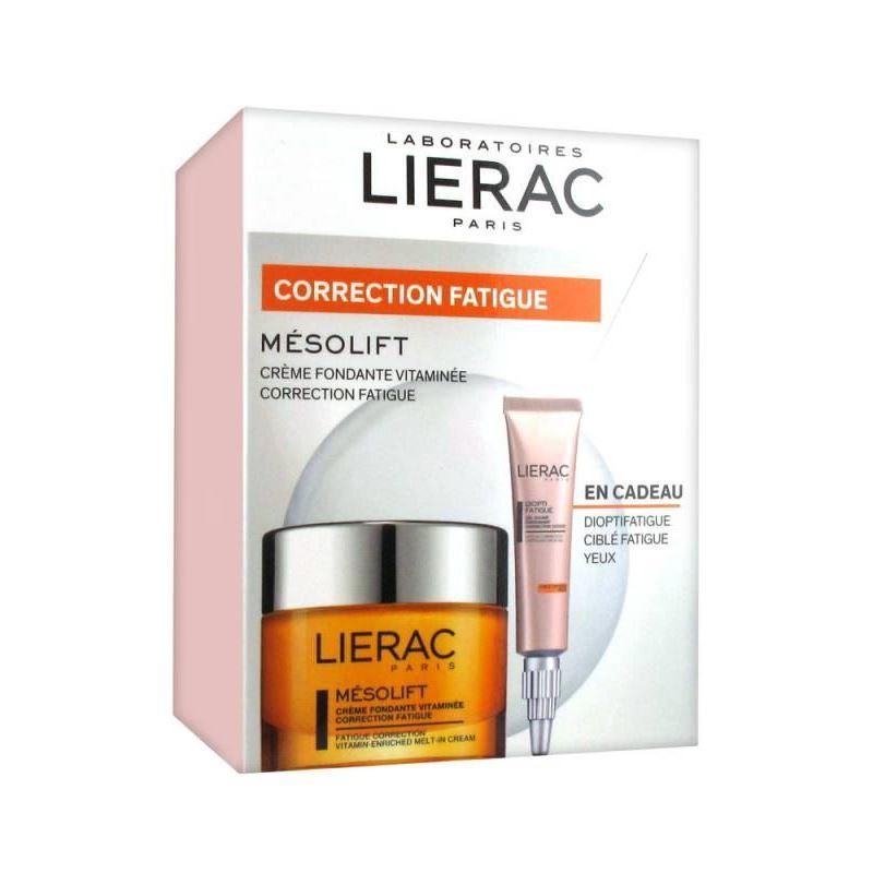 цена на Набор: Гель Lierac Correction Fatigue Kit