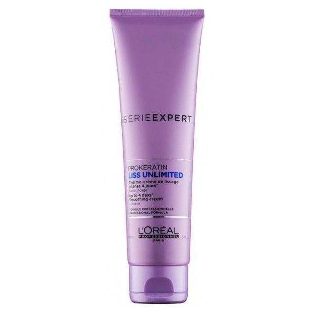 Крем L'Oreal Professionnel Liss Unlimited Thermo Cream Intencive barex thermo reactive cream sunflower