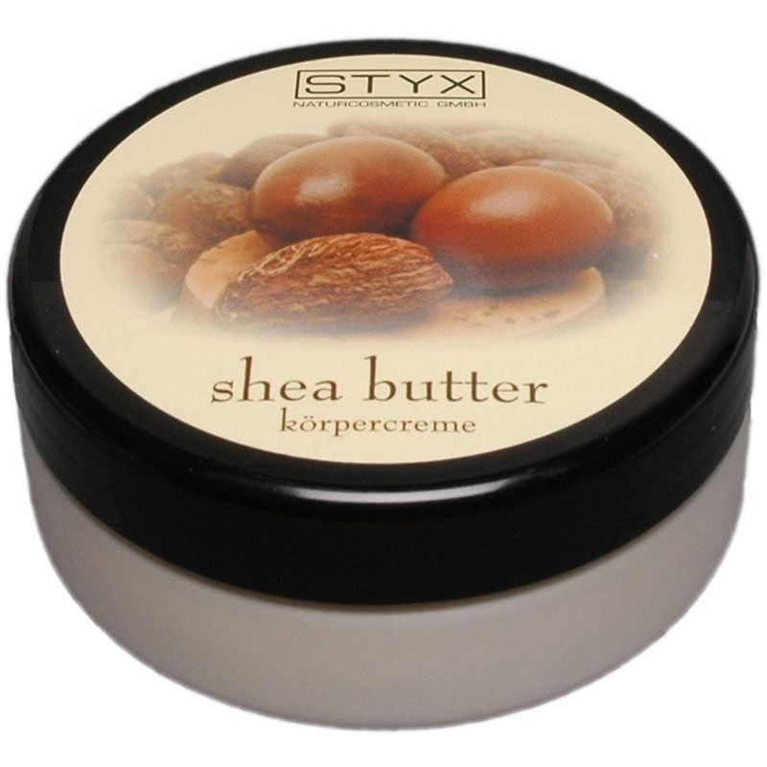 Крем STYX Крем для тела Масло Ши 200 мл pediasure смесь со вкусом ванили с 12 месяцев 200 мл