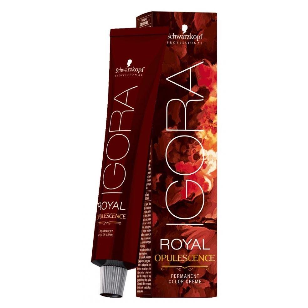Краска для волос Schwarzkopf Professional Igora Royal Opulescence  (9-57 ) краска для волос schwarzkopf professional igora royal absolutes 9 40