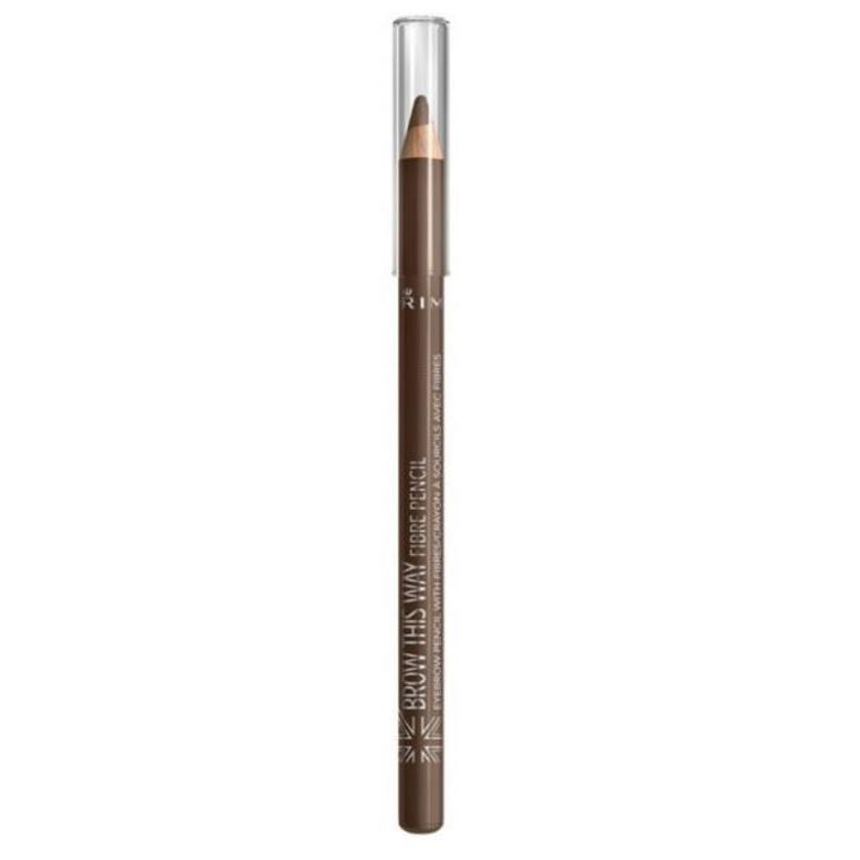 Карандаши Rimmel Brow This Way Fibre Pencil  (02) недорого