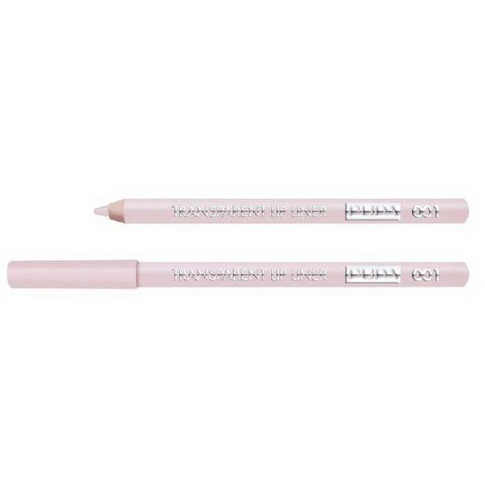 Карандаши Pupa Transparent Lip Liner (001) givenchy givenchy карандаш водостойкий для контура губ lip liner 2 творческий брюнет 1 1 г
