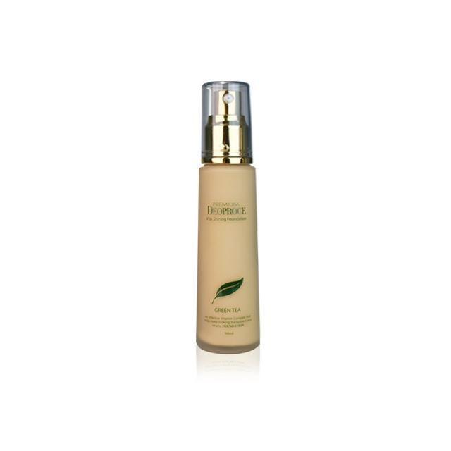 База под макияж Deoproce Premium Vita Shining Foundation (23) основа под макияж 1 mc sexty mc foundation