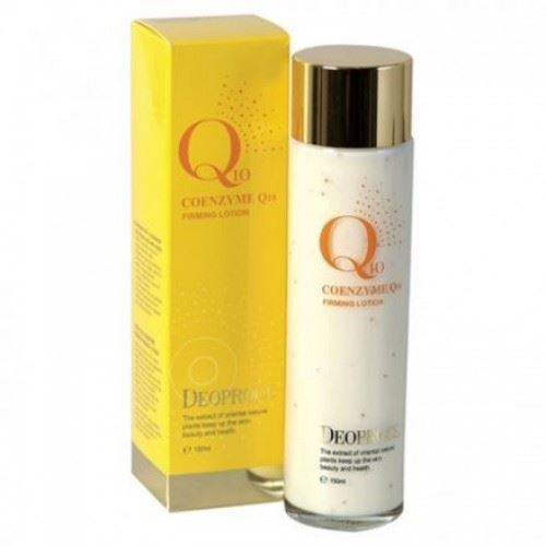 Лосьон Deoproce Coenzyme Q10 Firming Lotion coenzyme q10 coq10 powder 99 5hplc 100g beauty product
