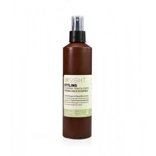 Лак Insight Professional Strong Hold Ecospray лак schwarzkopf professional flexible hold pure hairspray