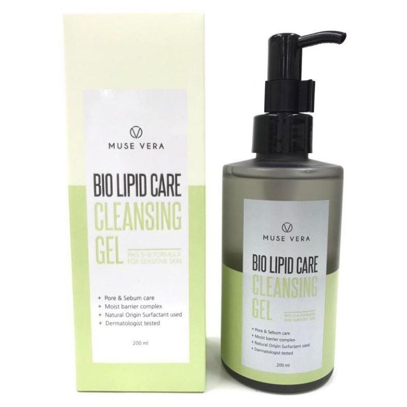 Гель Deoproce Bio Lipid Care Cleansing Gel 200 мл лосьон deoproce silkvill nourishing care face