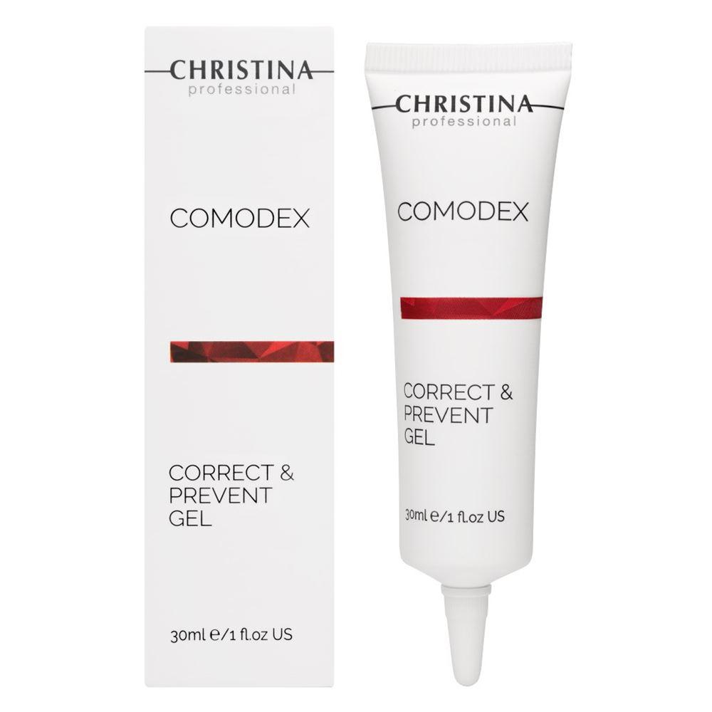 Гель Christina Correct & Prevent Gel 30 мл крем christina comodex mattify