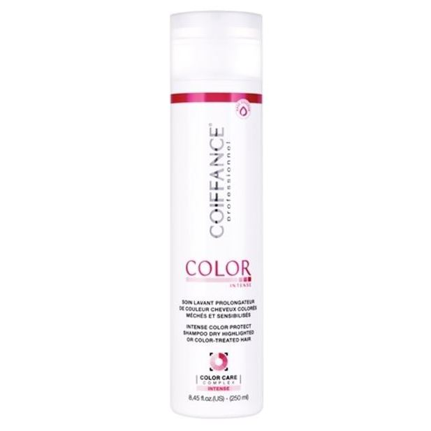 Шампунь Coiffance Professionnel Intense Color Protect Shampoo Dry Highlighted Or Color-Treated Hair 250 мл шампунь sim sensitive volume shampoo fine color treated heir 300 мл