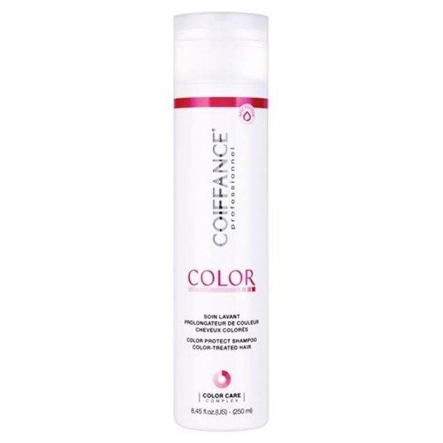 Шампунь Coiffance Professionnel Color Protect Shampoo Color-Treated Hair 250 мл шампунь sim sensitive volume shampoo fine color treated heir 300 мл