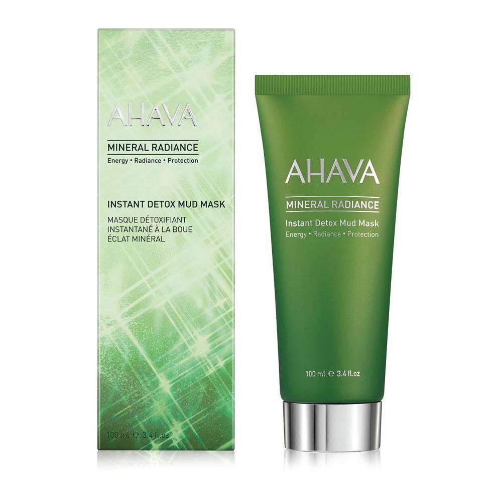 Маска Ahava Минеральная грязевая маска, выводящая токсины и придающая коже сияние маска ahava ahava ah002lwsdw75