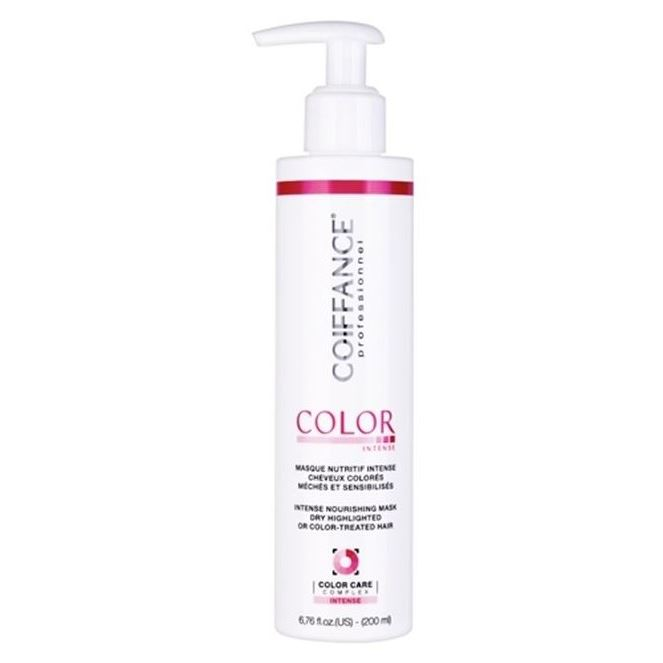 Маска Coiffance Professionnel Color Intence Nourishing Mask Dry Highlighted Or Color-Treated Hair 500 мл маска lakme repair nourishing mask dry hair 250 мл