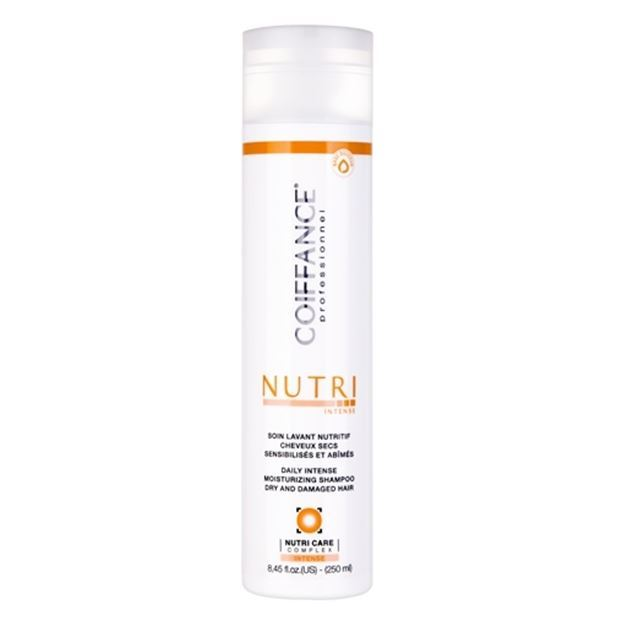 Шампунь Coiffance Professionnel Daily Intense Moisturizing Shampoo Dry And Damaged Hair 250 мл сыворотка coiffance professionnel liss line smoothing serum