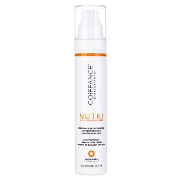 Крем Coiffance Professionnel Daily Nutrition Leave-In Creme Normal To Slightly Dry Hair 100 мл сыворотка coiffance professionnel liss line smoothing serum
